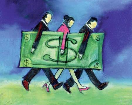 Обратить взыскание на дебиторскую задолженность
